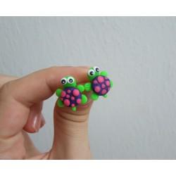 Želvičky fialové