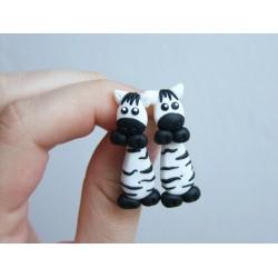 Falešný roztahovák - zebry (ocel)