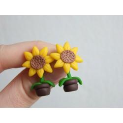 Falešný roztahovák - slunečnice (ocel)