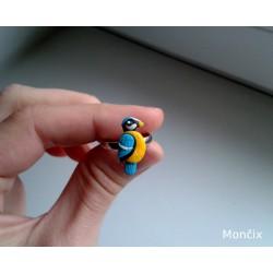 Sýkorka - prsten