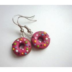 Donuts s posypem