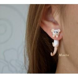 Potkani skrz ucho