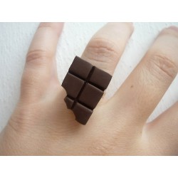 Čokoládový prsten