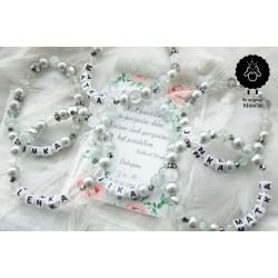 Svatební náramek - Vaše jméno