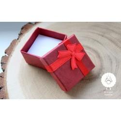 Dárková krabička - červená