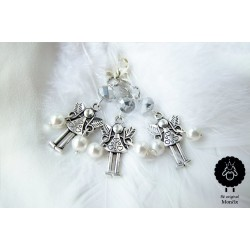 Andělka s perličkami 657733