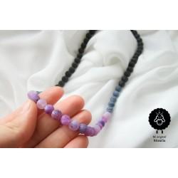 Minerálový náhrdelník - spiritual