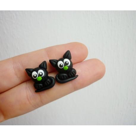 Koťátka se zeleným čumáčkem