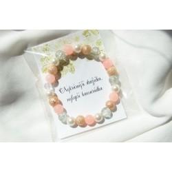 """Svatební náramek """"svědkyně"""" 2 619538"""