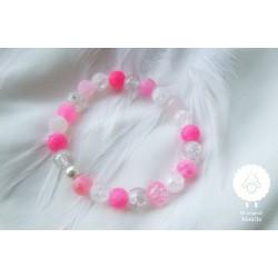 """Náramek """"Pink"""" 377267"""