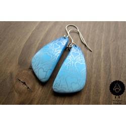 Modré srdíčkové – ocel