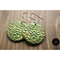 Zlatý ornament – ocel