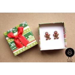 Dárková krabička vánoční
