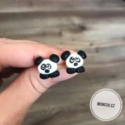 Nealergenní pandy náušnice