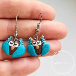 Modré sovy