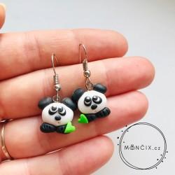 Pandy visací náušnice
