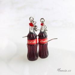 Coca cola náušnice